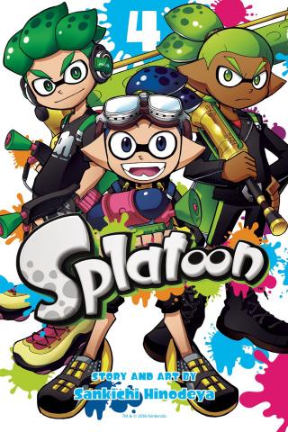 Splatoon Vol. 4