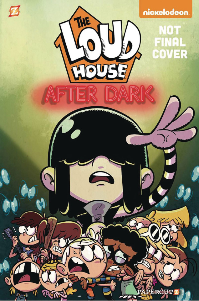 The Loud House Vol. 5: After Dark
