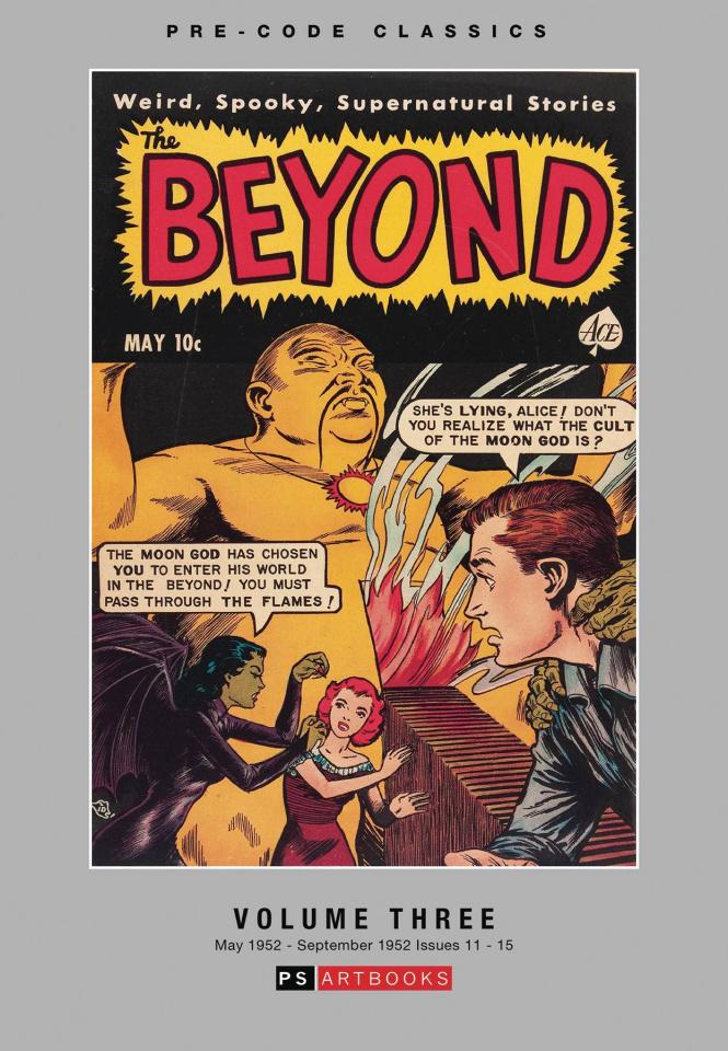 The Beyond Vol. 3