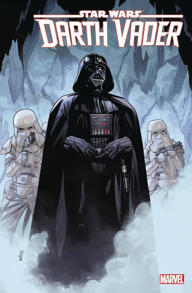 Star Wars: Darth Vader #3 (Sprouse Empire Strikes Back Cover)