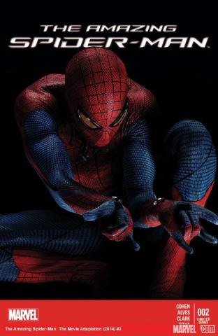 Amazing Spider-Man Movie Adaptation #2