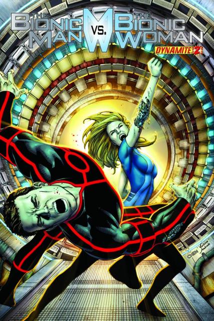 The Bionic Man vs. The Bionic Woman #2