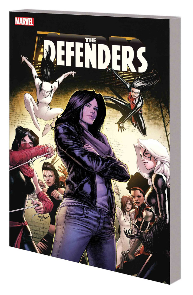 The Defenders Vol. 2: Kingpins of New York