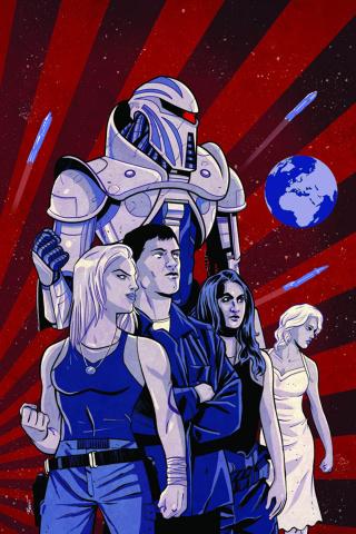 Battlestar Galactica: Gods & Monsters #1 (20 Copy Cover)