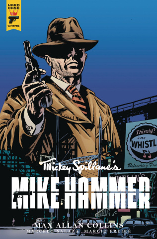 Mike Hammer #4 (Chater Cover)