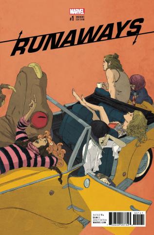 Runaways #1 (Alphona Cover)