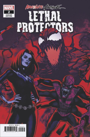 Absolute Carnage: Lethal Protectors #2 (Smallwood Cover)