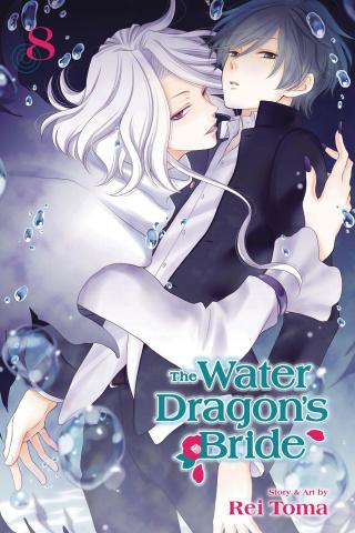 The Water Dragon's Bride Vol. 8