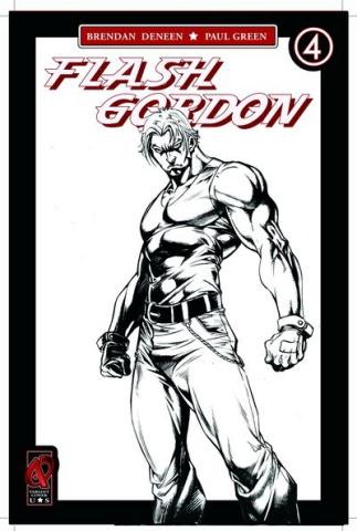 Flash Gordon: The Mercy Wars #4