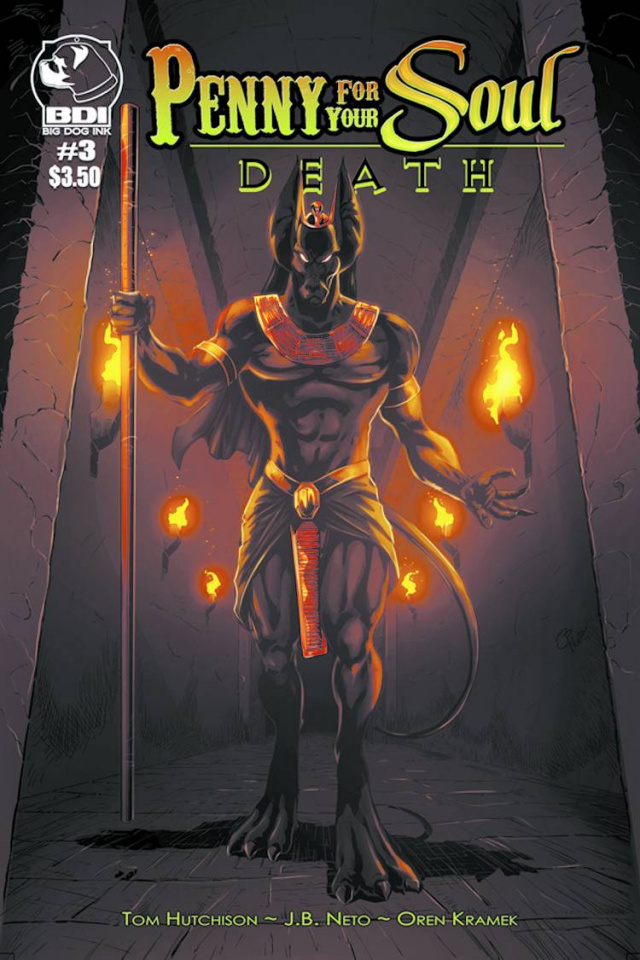 A Penny for Your Soul: Death #3