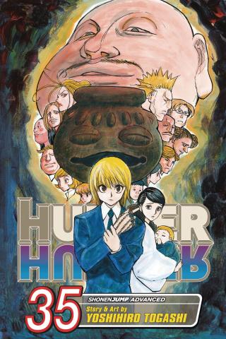Hunter x Hunter Vol. 35