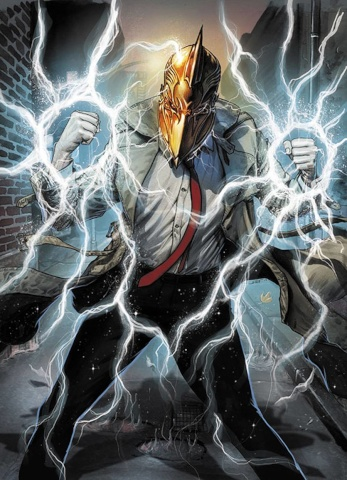 Constantine: Future's End #1