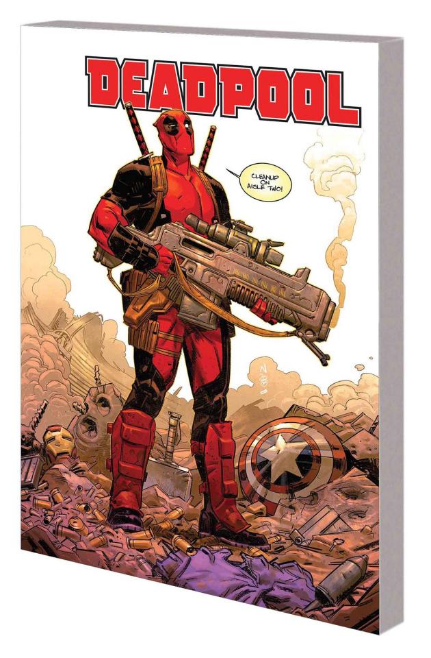 Deadpool by Skottie Young Vol. 1: Mercin' Hard For Money