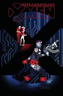 Extraordinary X-Men #18 (Veregge IvX Cover)