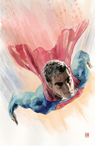 Superman #2 (Mack Cover)