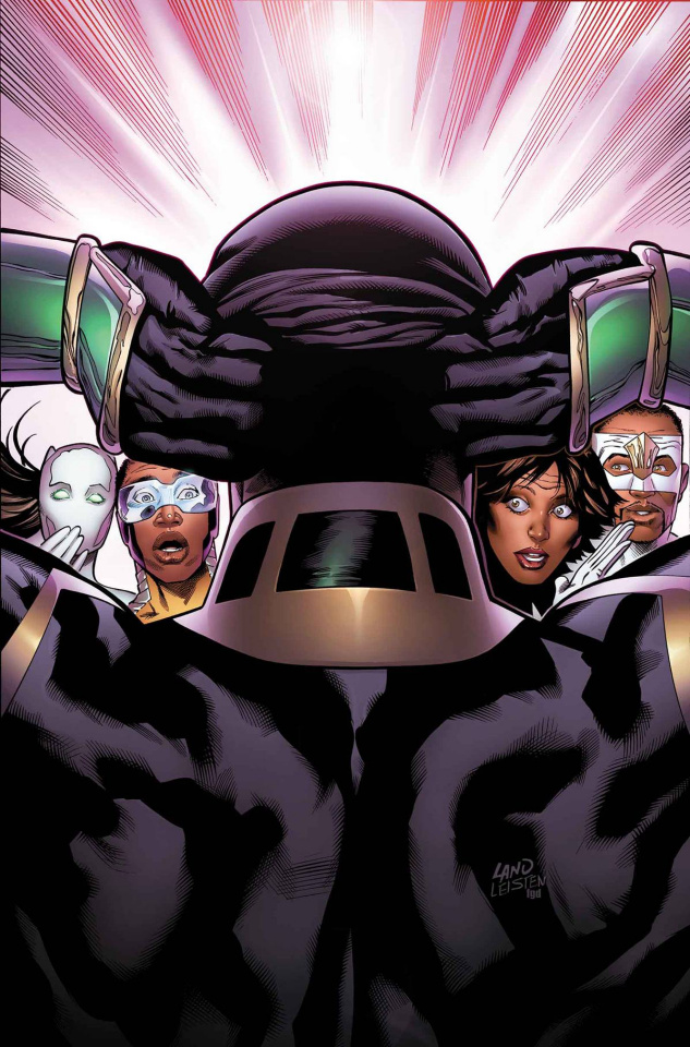 The Mighty Avengers #9