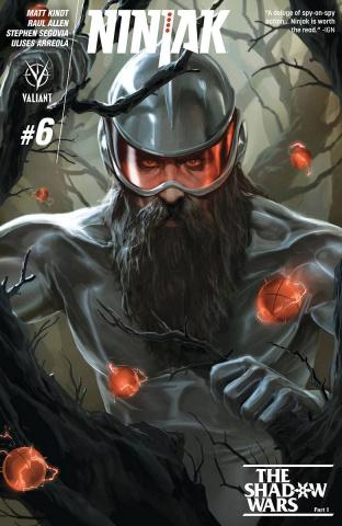 Ninjak #6 (Kevic-Djurdjevic Cover)