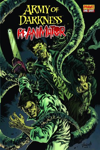 Army of Darkness / Reanimator
