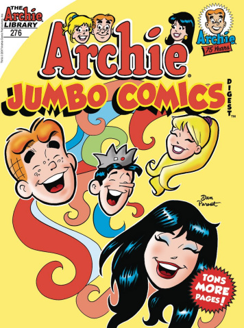 Archie Comics Jumbo Digest #276