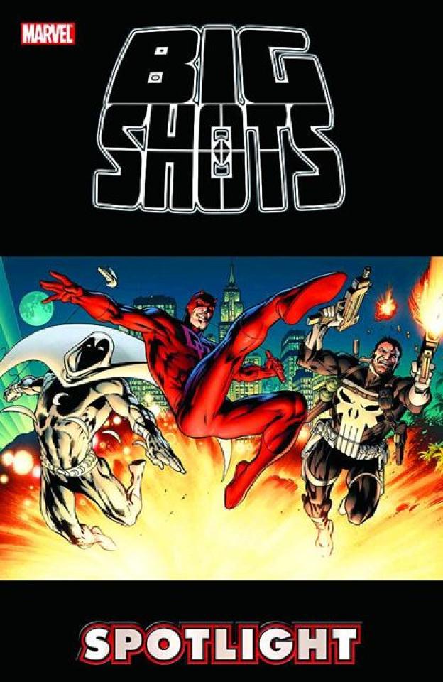 Punisher, Moon Knight & Daredevil: Big Shots