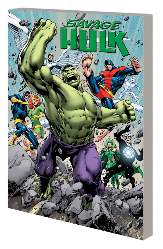 Savage Hulk Vol. 1: The Man Within