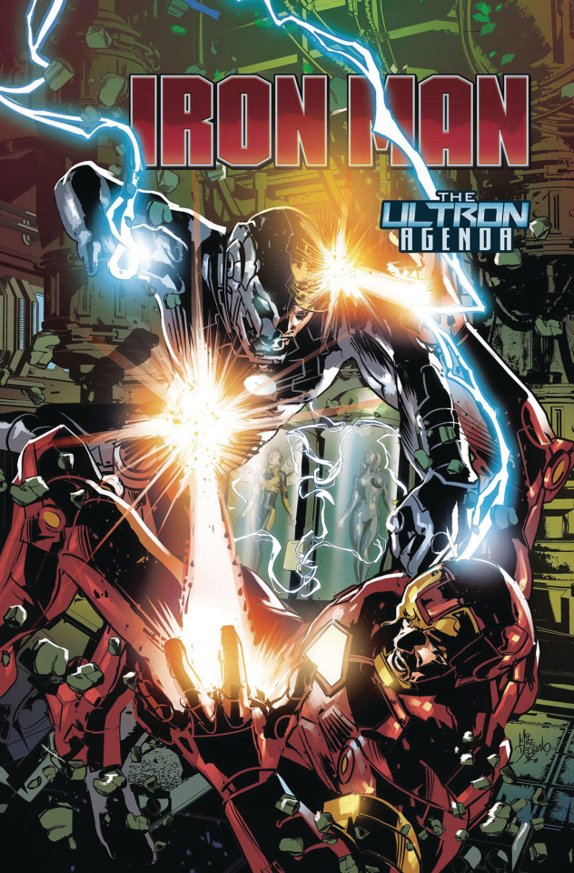Iron Man Vol. 4: The Ultron Agenda