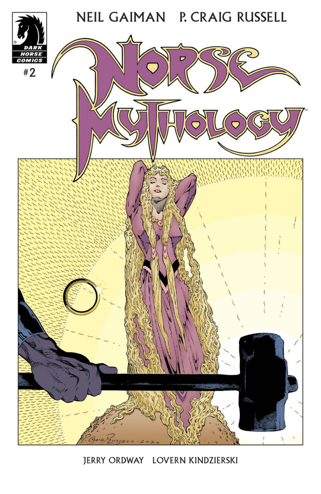Norse Mythology #2 (Russell Cover)