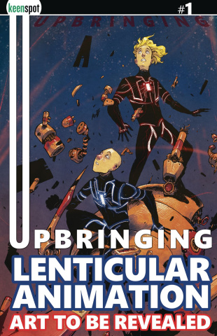 Upbringing #1 (Free 10 Copy Gieni Lenticular Cover)