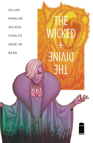 The Wicked + The Divine #29 (McKelvie & Wilson Cover)
