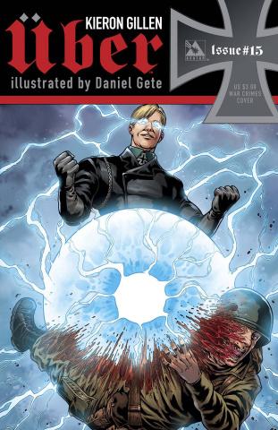 Über #15 (War Crimes Cover)