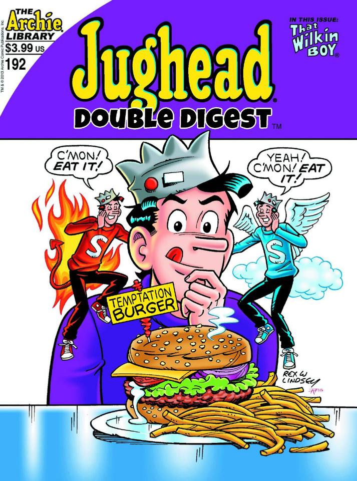 Jughead Double Digest #192