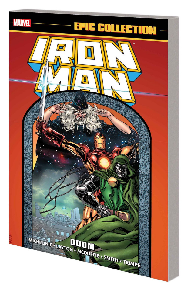 Iron Man: Doom (Epic Collection)