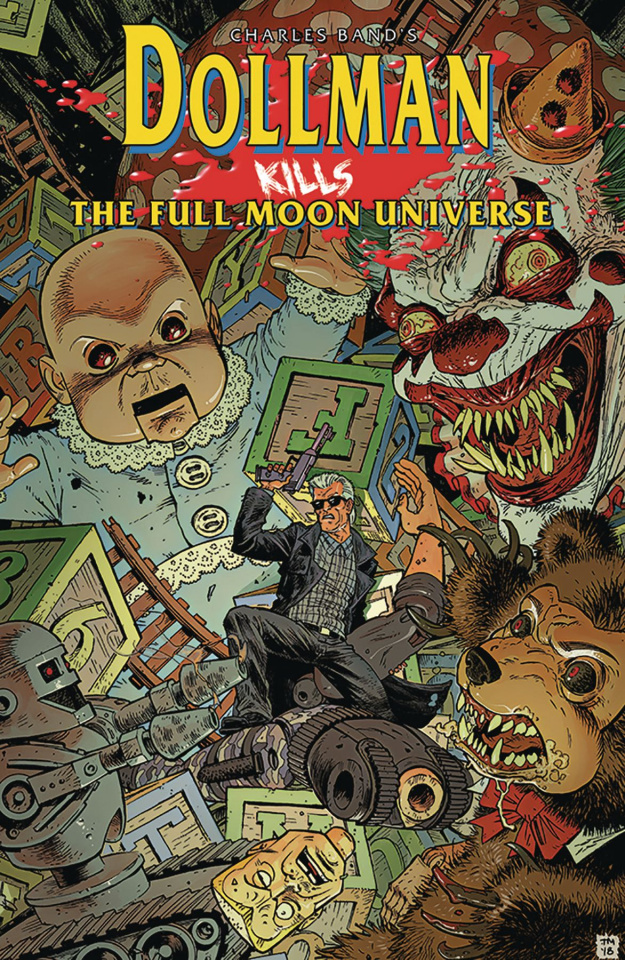 Dollman Kills the Full Moon Universe