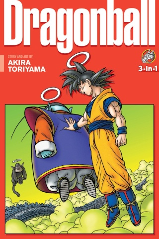 Dragon Ball Vol. 12 (3-in-1 Edition)