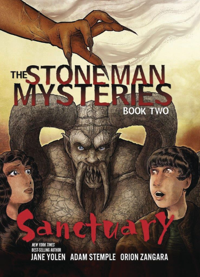 The Stone Man Mysteries Vol. 2: Sanctuary