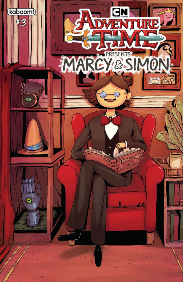 Adventure Time: Marcy & Simon #3 (Preorder Simon Cover)