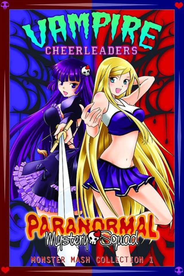 Vampire Cheerleaders: Paranormal Mystery Squad