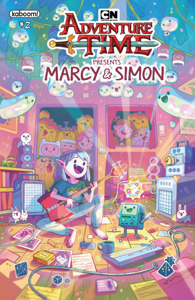 Adventure Time: Marcy & Simon #2 (Marcy Cover)