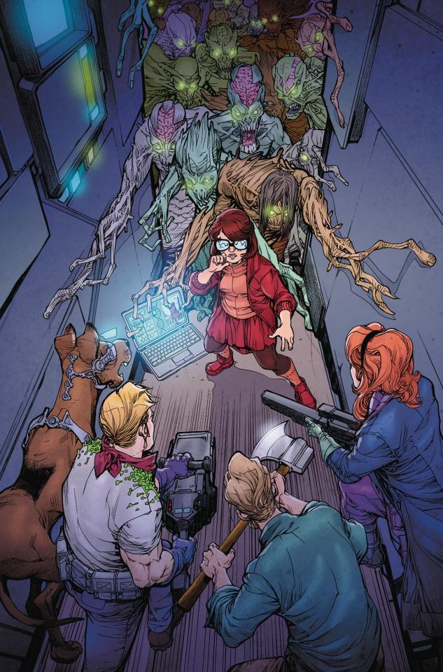 Scooby: Apocalypse #9