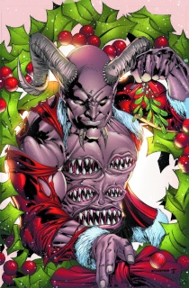 Grimm Fairy Tales 2012 Holiday Special (Mychaels Cover)