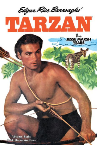 Tarzan: The Jesse Marsh Years Vol. 8
