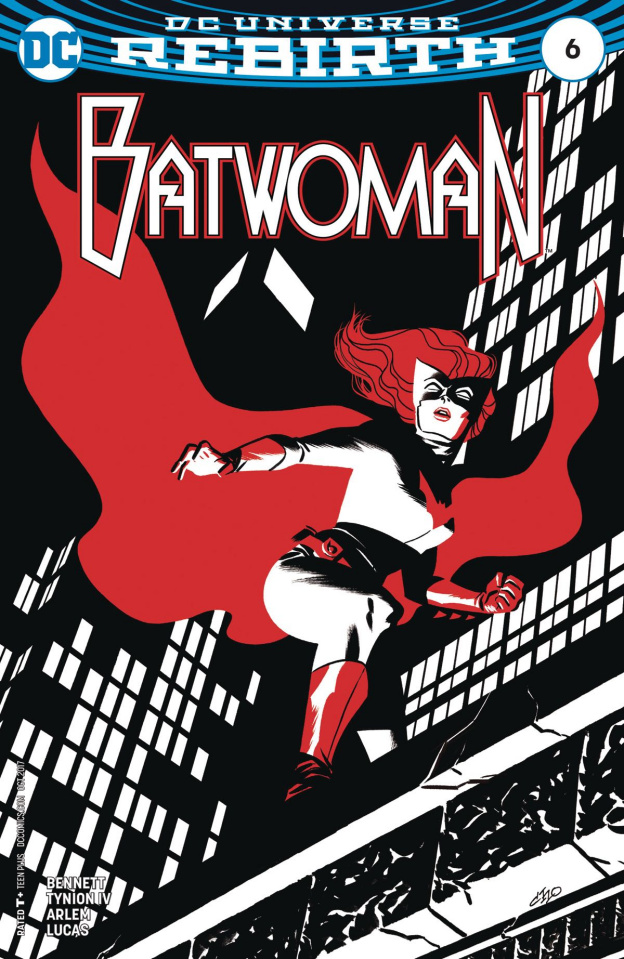 Batwoman #6 (Variant Cover)