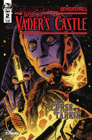 Star Wars Adventures: Return to Vader's Castle #2 (Francavilla Cover)