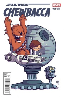 Chewbacca #1 (Young Cover)