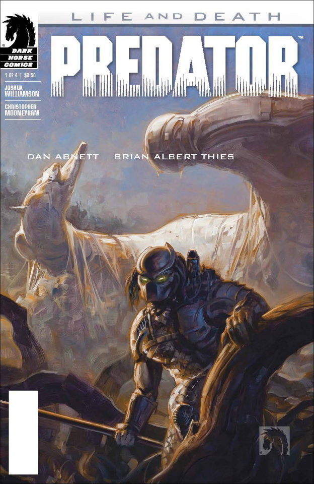 Predator: Life and Death #1 (Palumbo Cover)