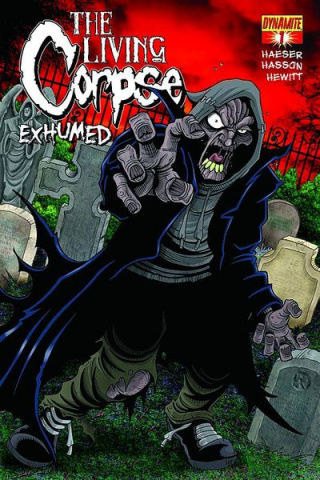 The Living Corpse: Exhumed #1