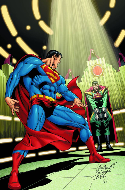 The Adventures of Superman #8
