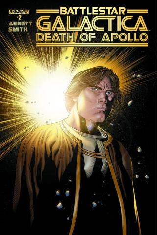 Battlestar Galactica: Death of Apollo #2 (Subscription Cover)