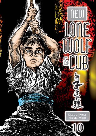 New Lone Wolf & Cub Vol. 10