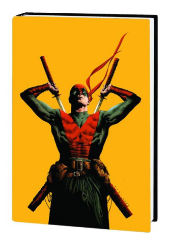 Deadpool: Pulp Premiere Hardcover
